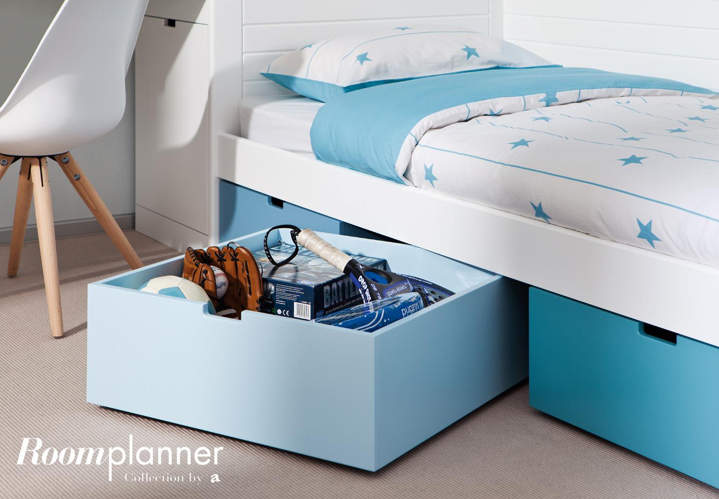 Bb the countrybaby blog 5 ideas de decoraci n para una - Cajones bajo cama ...
