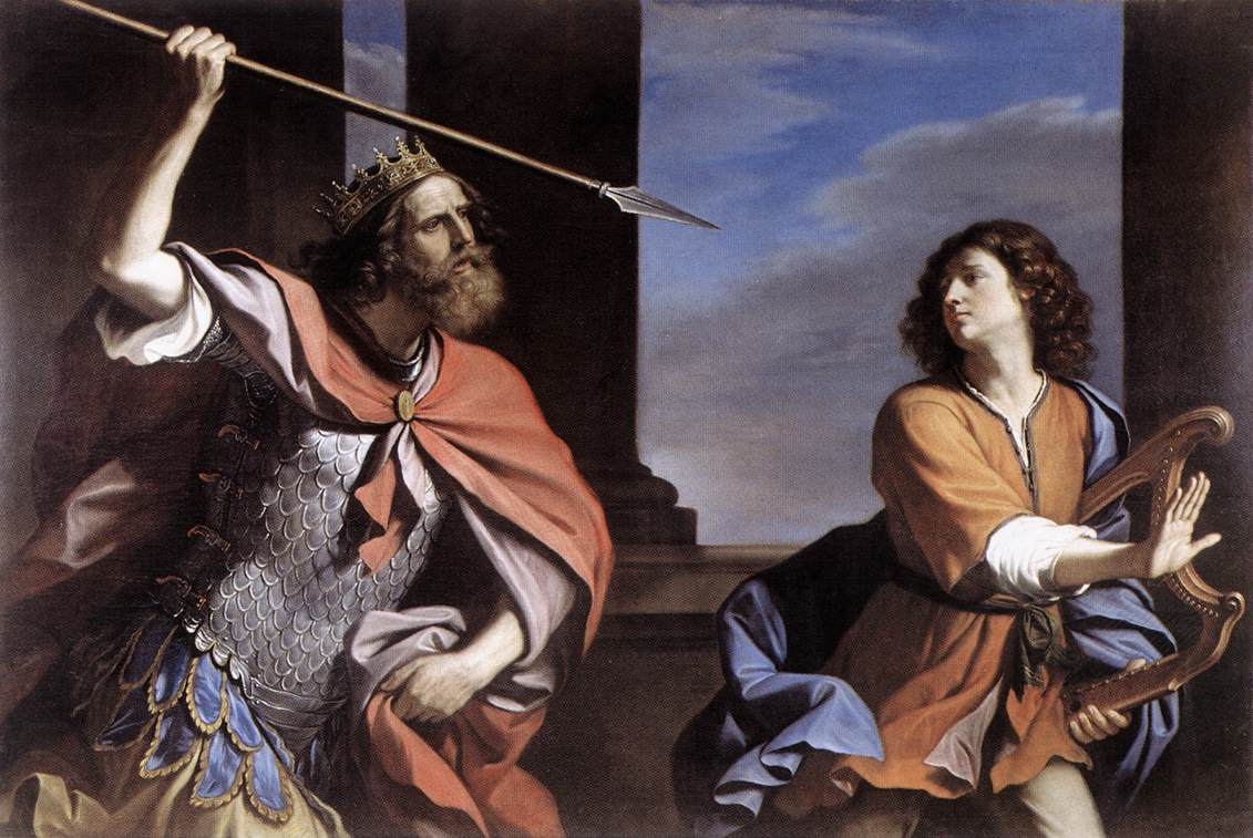 Humble Future: Why Did Saul Want to Kill David? Out of Jealousy ...