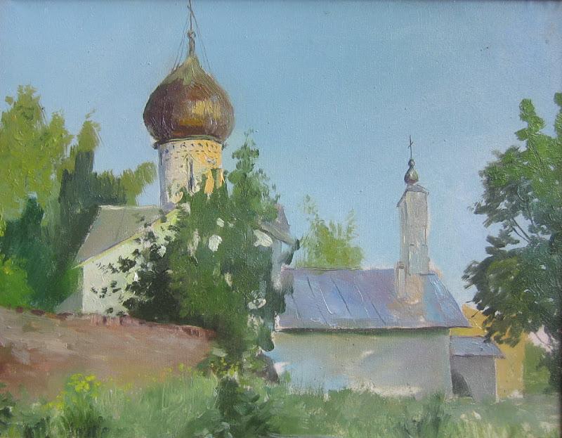 Repinart Home Of Russian Impressionism Summer Practice