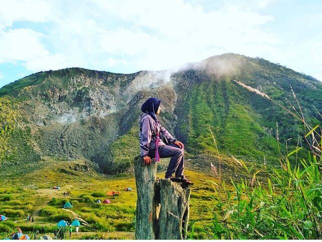 6 Gunung Yang Mengawali 2021 tanpa pendaki (TUTUP) - foto Instagram rizkaamelia_28