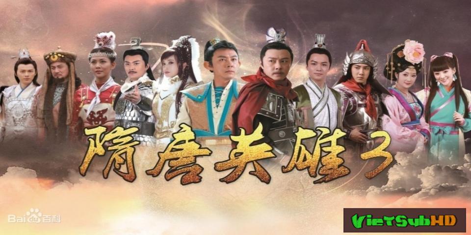 Phim Tiết Cương Phản Đường Hoàn Tất (62/62) Lồng tiếng HD | Heroes of Sui and Tang Dynasties 5 2016
