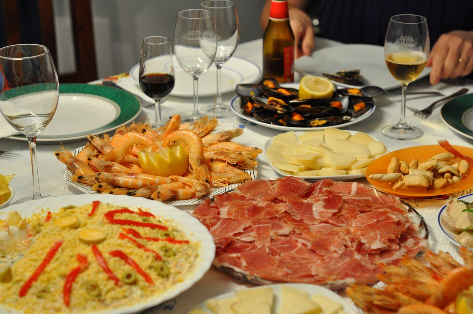 Mam s todoterreno 7 ideas para preparar una mesa especial para las fiestas - Comidas para noche vieja ...
