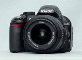 Jual DSLR Nikon D3100 - 2nd