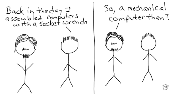 Mechanical Computer