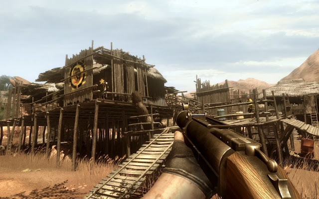 Far Cry 2 Game Screenshots For PC