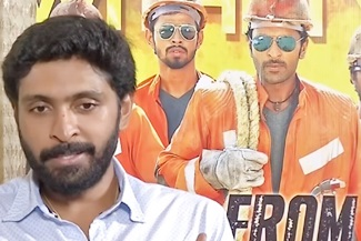 EXCLUSIVE Interview with Vikram Prabhu | NERUPPU DA| Nikki Galrani