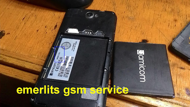 Amicon NYX Firmware ROM - Emerlits Gsm Service