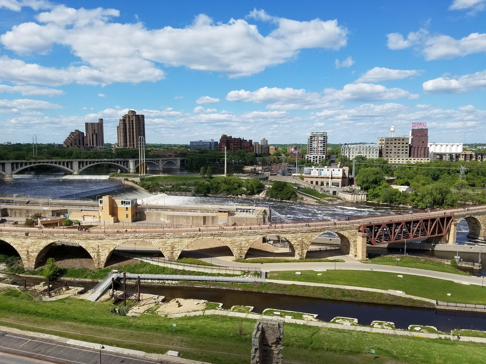 bbe8a8d023078a Exploring Minnesota  Mill City Museum and Stone Arch Bridge