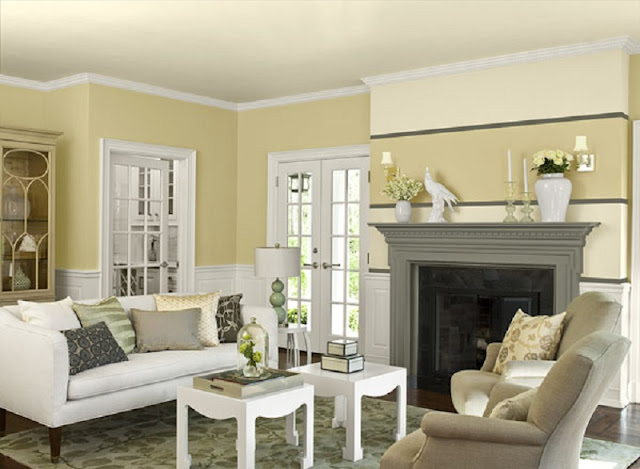 Benjamin Moore Paint North Facing Living Room Colour Ideas