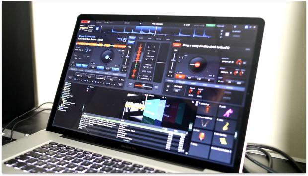 The first day with Virtual DJ 8, for beginner