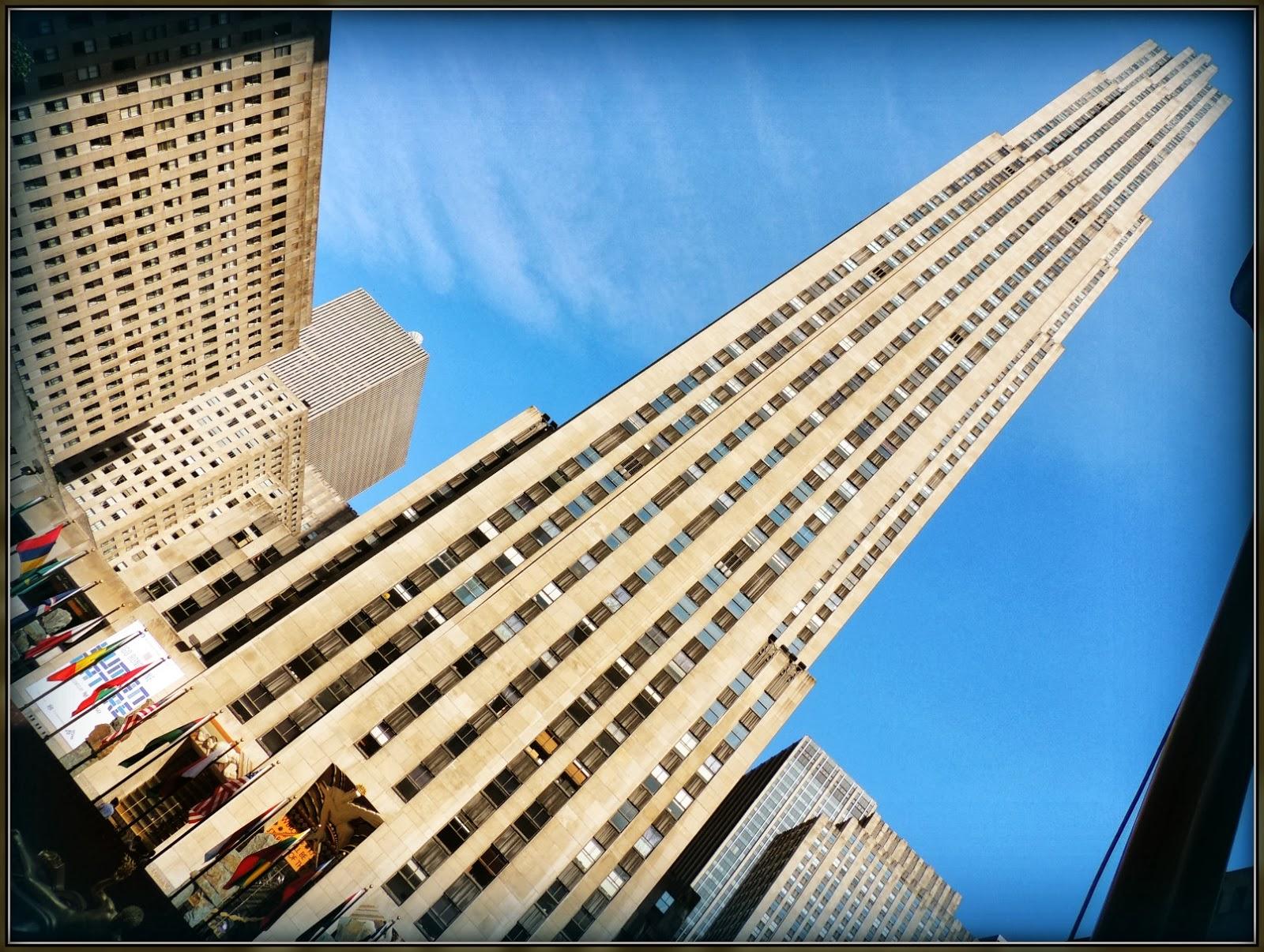 NY en 3 Días: Edificio GE en el Rockefeller Center