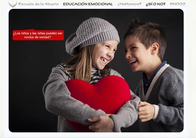 Enamorarse: amores infantiles