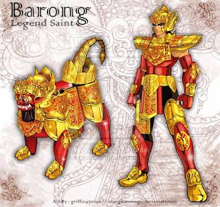 Kartun Wayang Barong Super Saiya Legenda