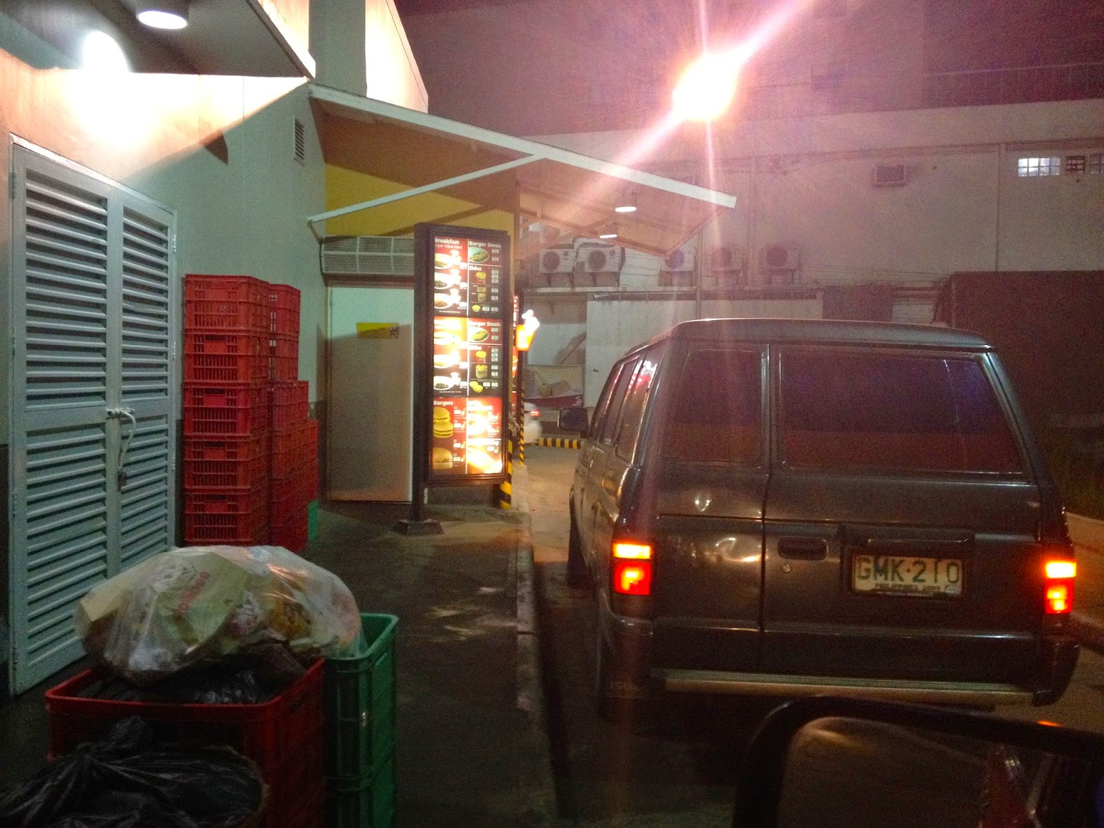 Jollibee Panagdait Drive Through