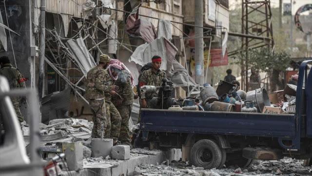 Siria condena ocupación turca de Afrin y exige retirada inmediata