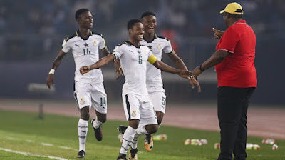 Ghana Vs Niger under 17 Live Stream