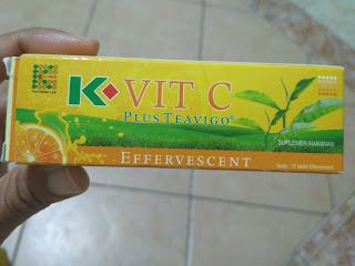 Pentingnya K-Vit C plus Teavigo bagi Tubuh