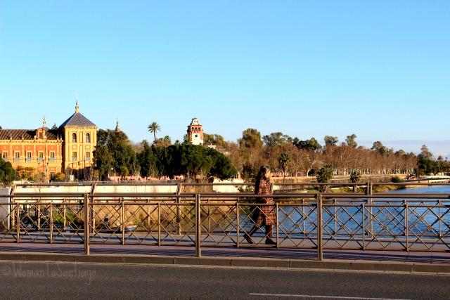 foto del rio guadalquivir