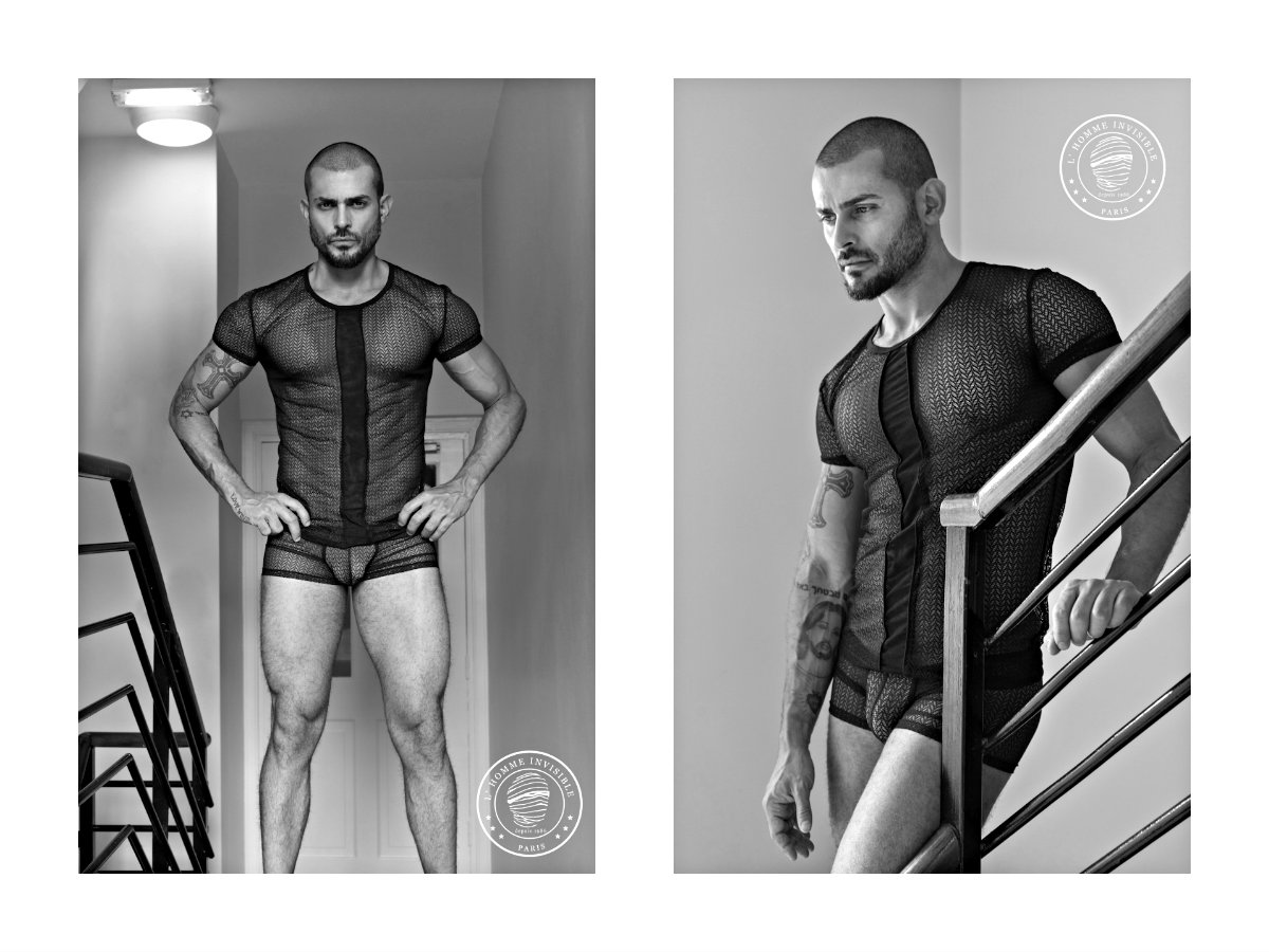 635f2546c264 All the items of this collection are handcrafted to perfection with the male  anatomy in mind and put together with black detailing and the fewest seams  ...