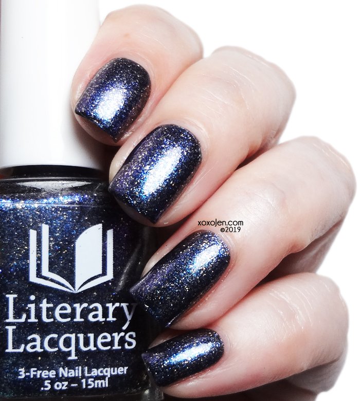 xoxoJen's swatch of Literary Lacquers Court of Dreams
