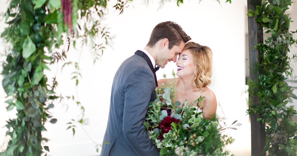 Southern California Wedding Ideas And Inspiration A Modern Style Shoot At The 1912 Venue In