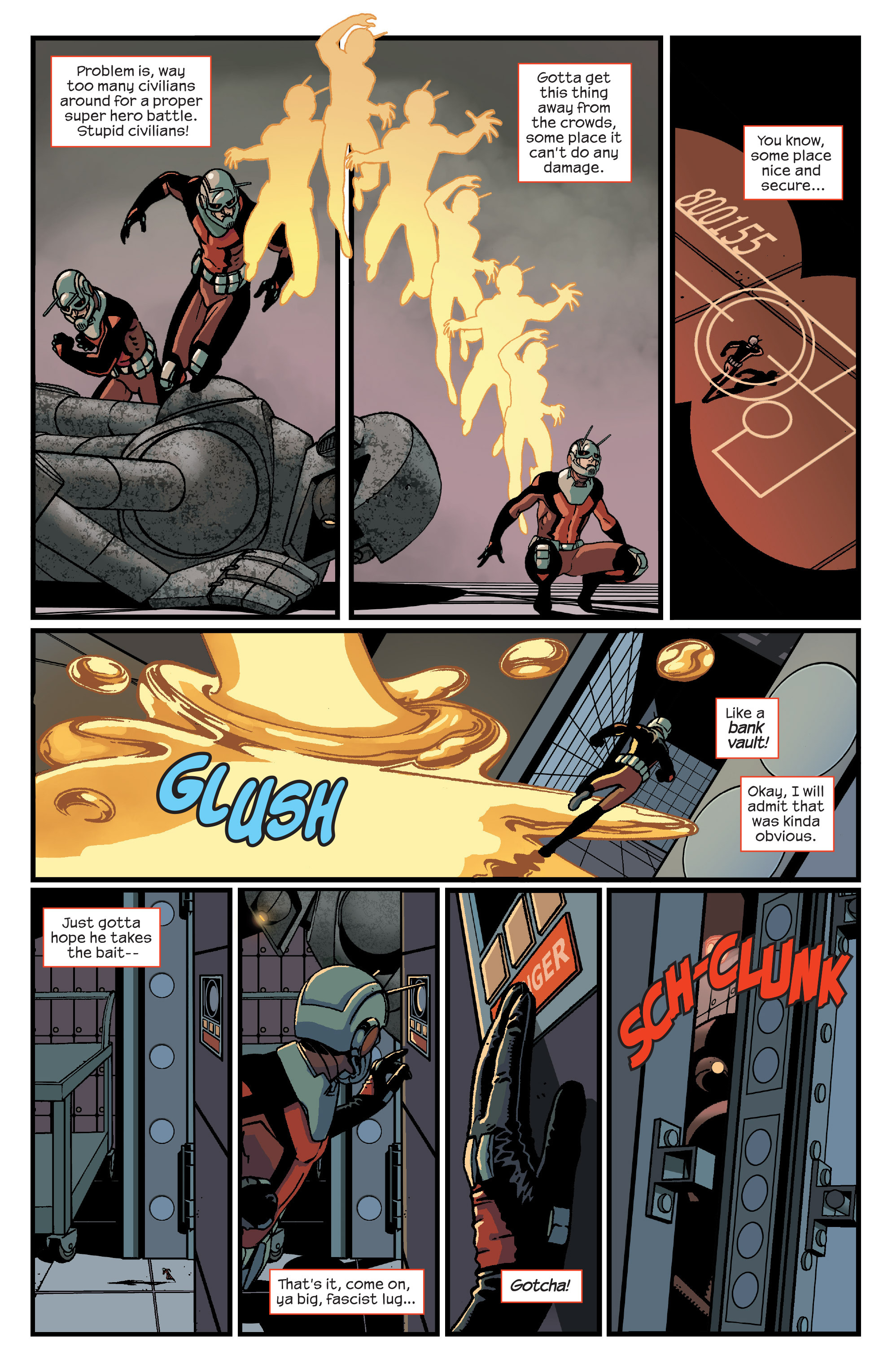 Read online Ant-Man comic -  Issue #2 - 13