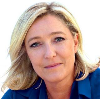 Marine Le Pen craint que la crise migratoire signe