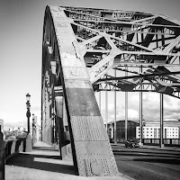 The Tyne Bridge, Newcastle Upon Tyne