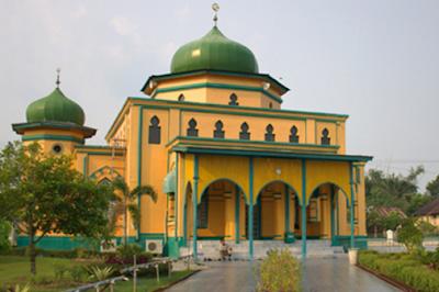 Mesjid Kerajaan Siak Sri Indrapura (Mesjid Syahabuddin)