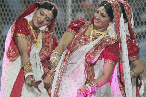 Ipl 6 2013 Cheerleaders Hot And Unseen Pics  Bollywood -4189