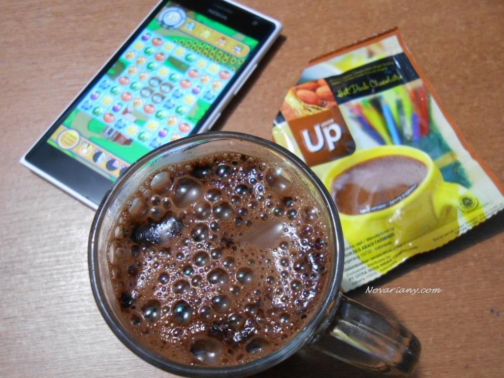 UP Produk CNI Cokelat ginseng