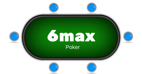 6-Max poker strategy