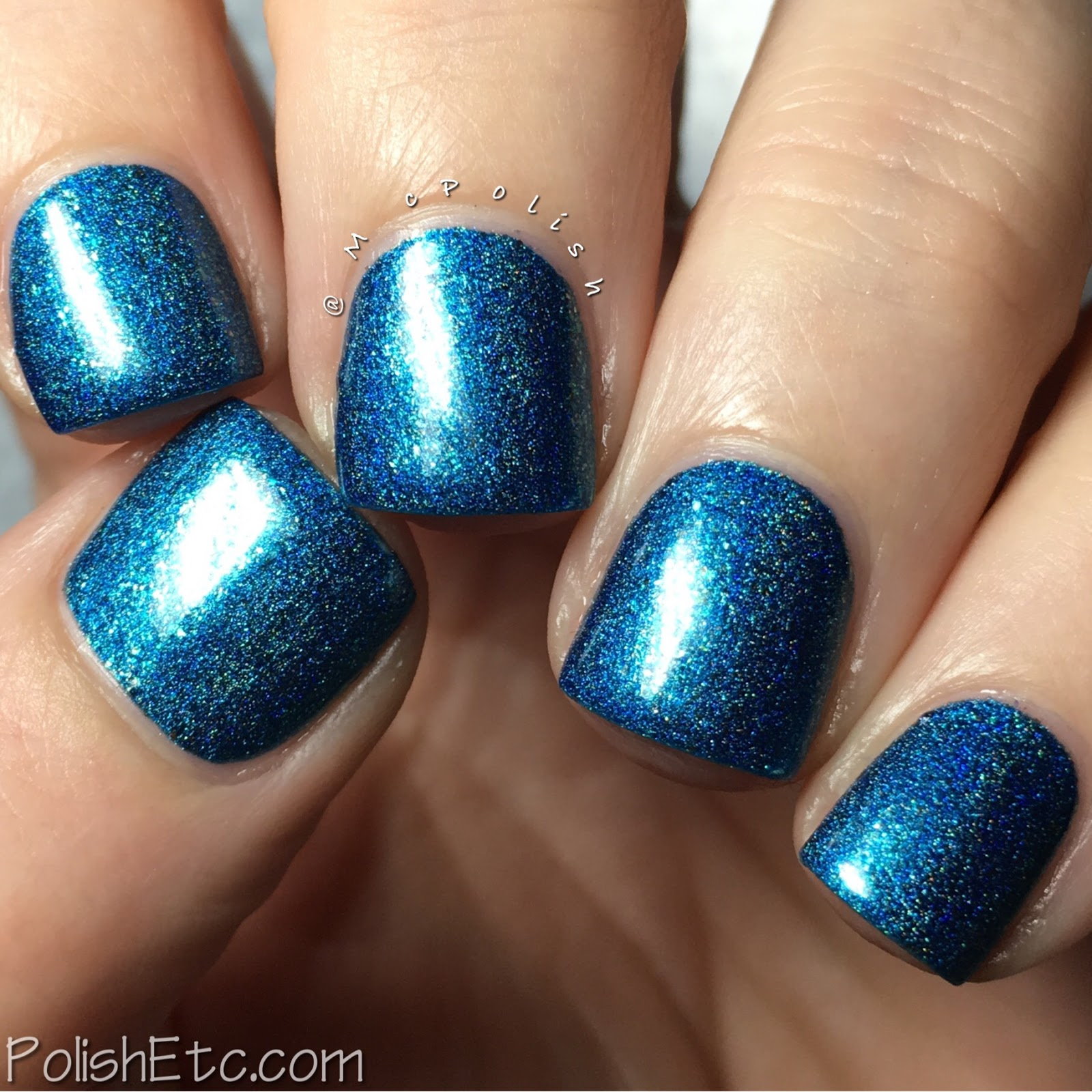Lollipop Posse Lacquer - Women of Words Collection - McPolish - I Give You Your Faults