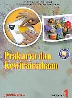 Prakarya dan Kewirausahaan SMK Kelas X – Sesuai Kurikulum 2013