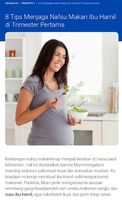 3 Cara Mendapatkan Tips dan Informasi Seputar Kehamilan