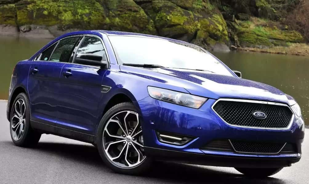 2015 Ford Taurus SHO Performance Specs