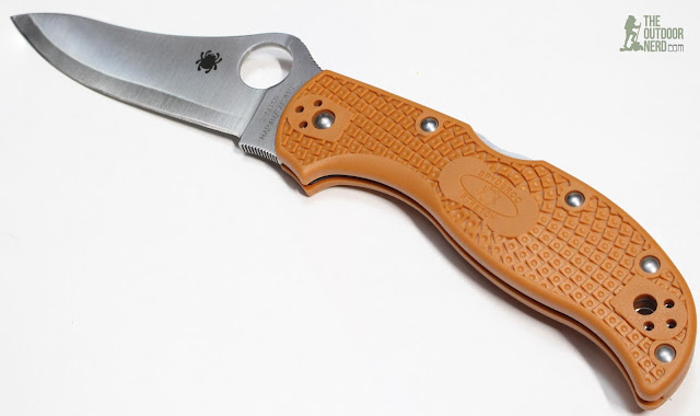 Spyderco HAP40 Stretch Take II - Product View 3
