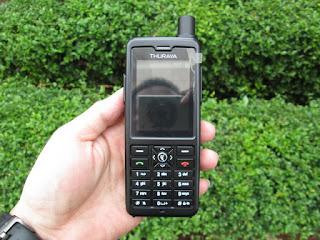 hape satelit Thuraya XT Pro