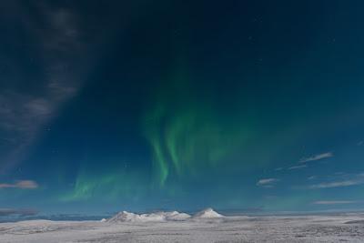 Janvier en Islande