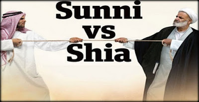 Shia and Sunni divisions