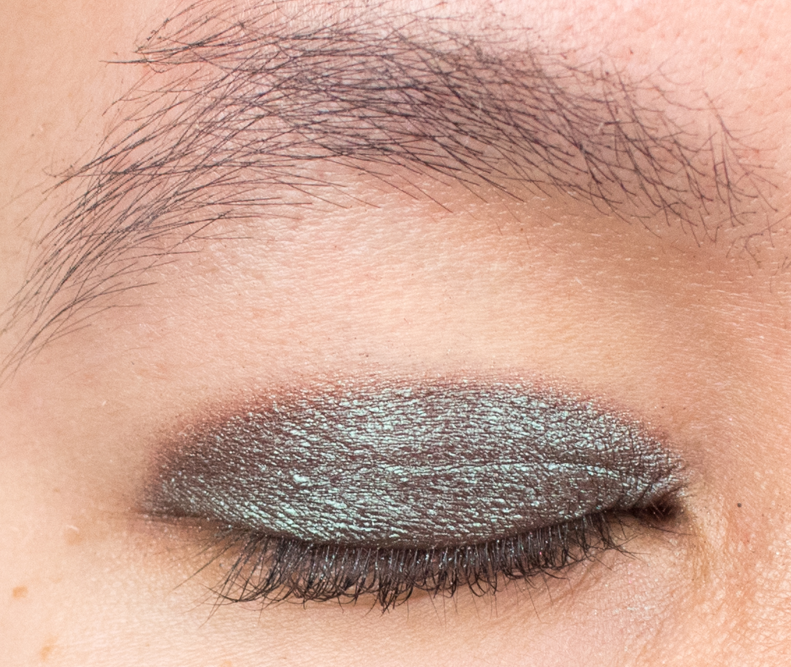 Colourpop All I See is Magic Pressed Powder Shadow Palette Wishful Thinking Swatch