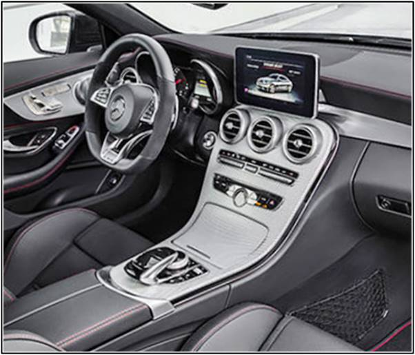 2017 Mercedes Benz Mercedes Amg Glc Coupe Interior: 2019 Mercedes-Benz GLC AMG GLC 43 4MATIC Coupe Lease $699