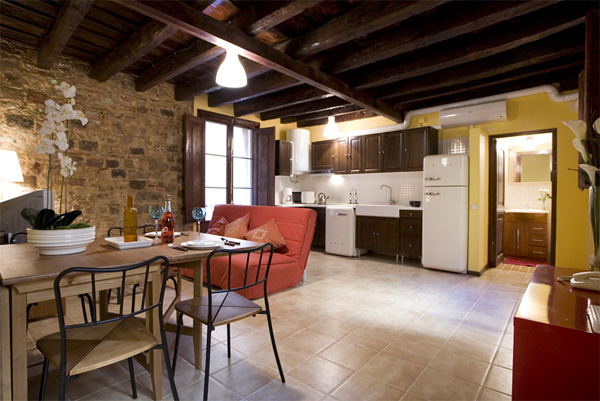 Interni case appartamenti da sogno for Case moderne interni legno