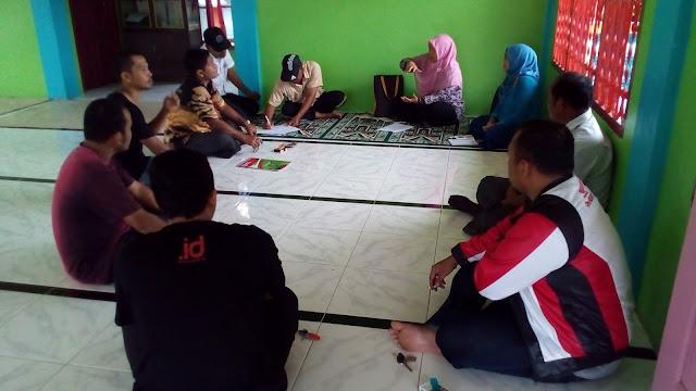 Photo saat diskusi dengan team Kemendesa dan PDT