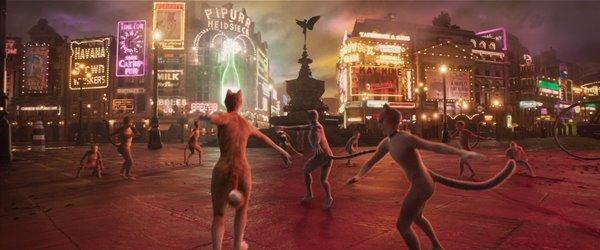 Cats (2019) HD 1080p y 720p Latino Dual