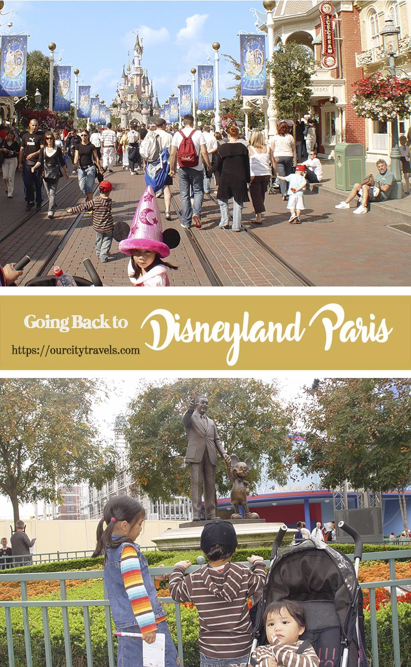 Going back to Disneyland Paris (DLP) is on our bucket list for some time, we'd love to revisit the parks, studios, even the village and the all new stuff.