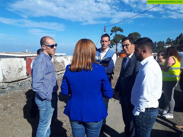 Las obras de acondicionamiento de la carretera San Simón-Tajuya cuentan con un grado de ejecución del 52%