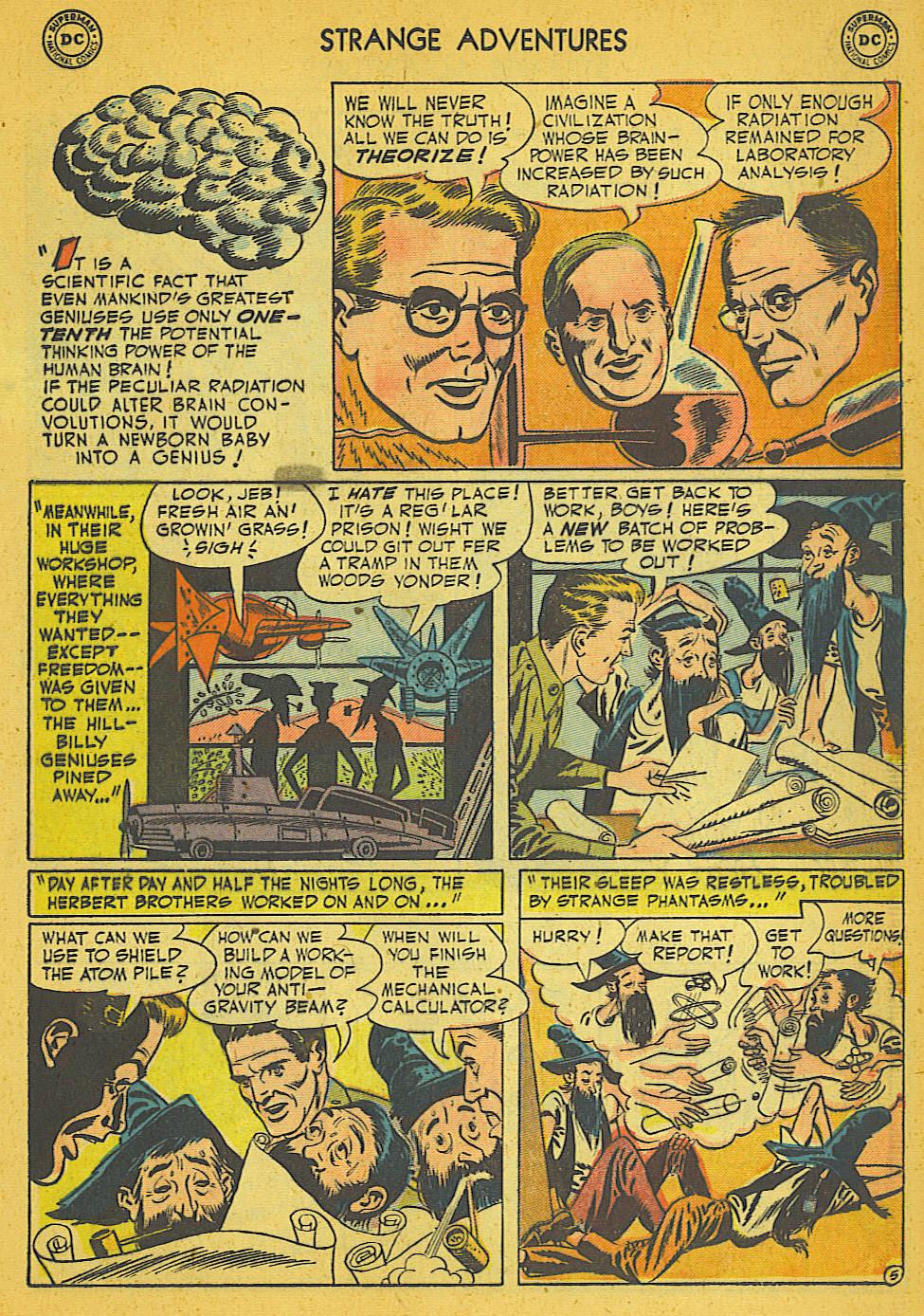 Strange Adventures (1950) issue 21 - Page 17