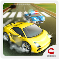 HotFoot City Car Racing 3D MOD APK unlimited money