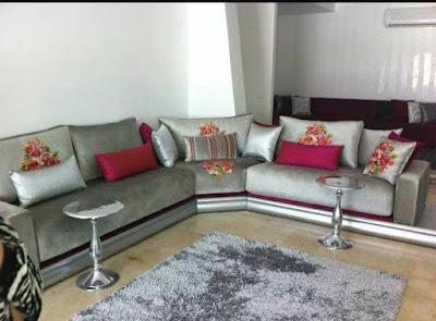 2017 salon marocain moderne